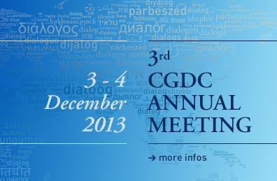 CGDC Annual Meeting 2013
