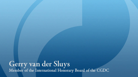 Gerry Van der Sluys Quotation